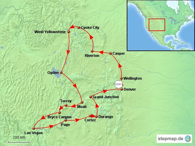 Denver to Denver 2006