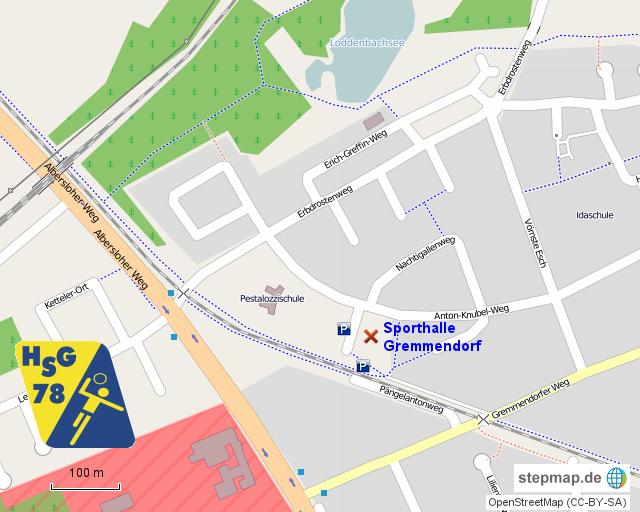 Sporthalle Gremmendorf