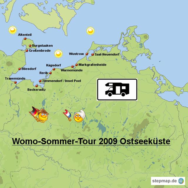 WT 2009 Ostseeküste