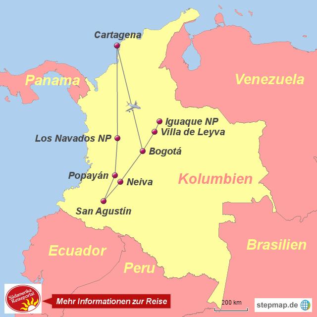 Große Karte