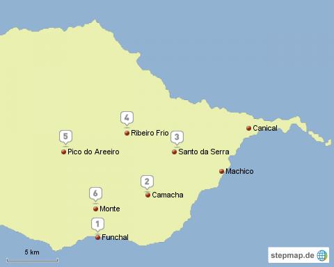 Madeira Osttour 1