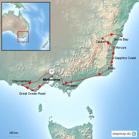 Australien Part 1