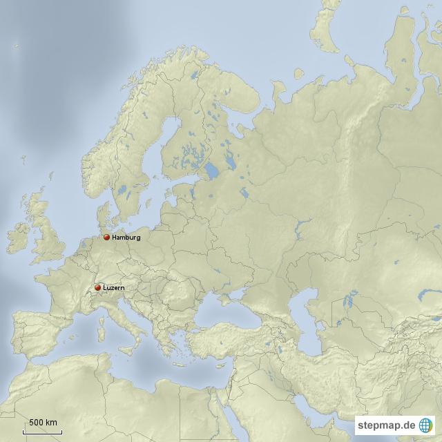 Teil 1 der Reise! Fahrt von Luzern in den Hafen von Hamburg, Schuppen 48, Freihafen... Hier wird Leomobil an die Reederei abgegeben. Eine gute Adresse für die Verschiffung: Seabridge, Wilhelm Heinrich Weg 13, D-40231 Düsseldorf www.sea-bridge.de
