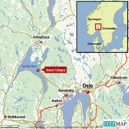 Breivik-Prozess in Oslo