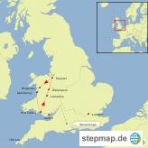 Wales und Stonehenge