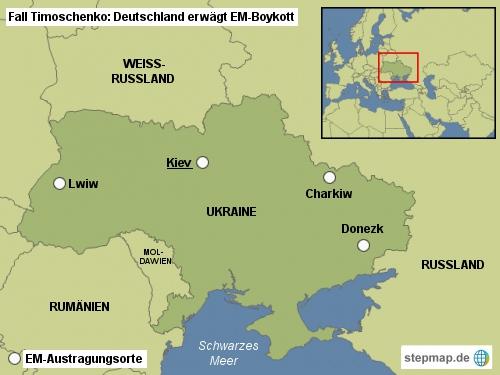 Deutschland erwägt EM-Boykott