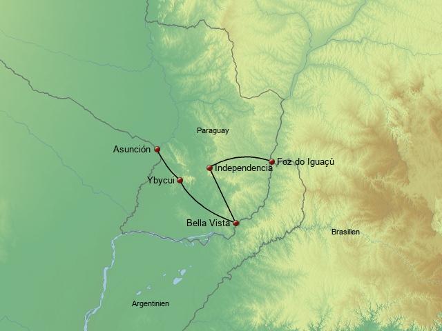Paraguay Intensiv