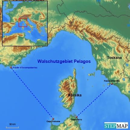 Walschutzgebiet Pelagos