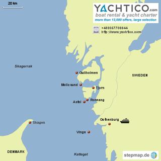Route Suggestion Sweden Discover The Gothenburg Archipelago - Sweden map gothenburg