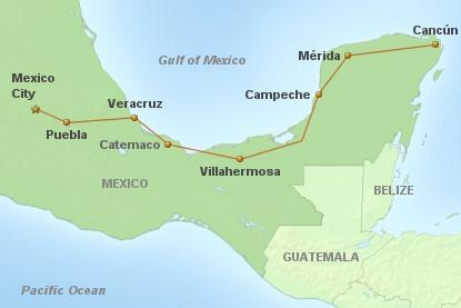 Mexico Natur Pur