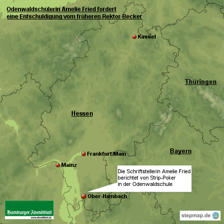 Missbrauchsskandal in Hessen