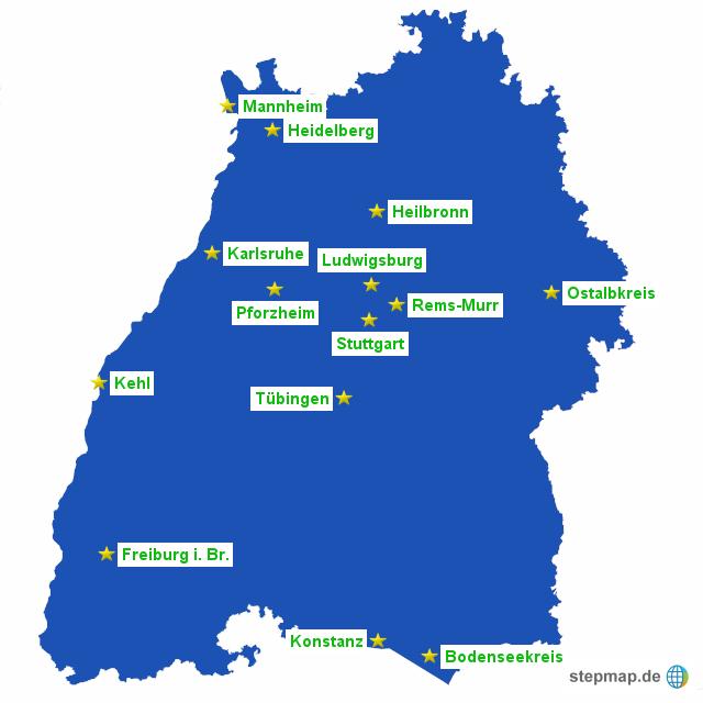 JEF Baden-Württemberg vor Ort