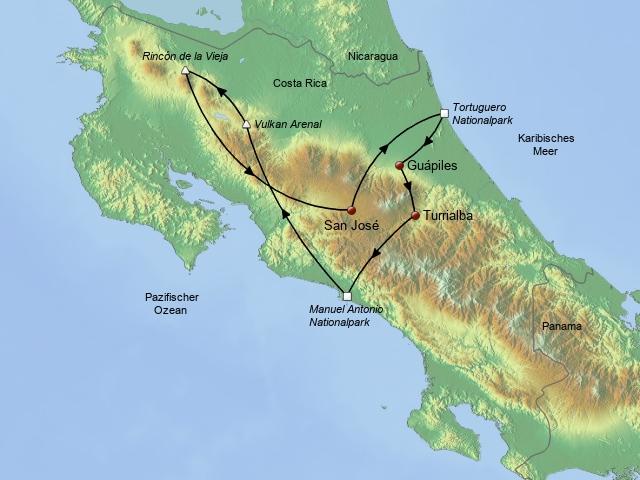 Costa Rica de Luxe