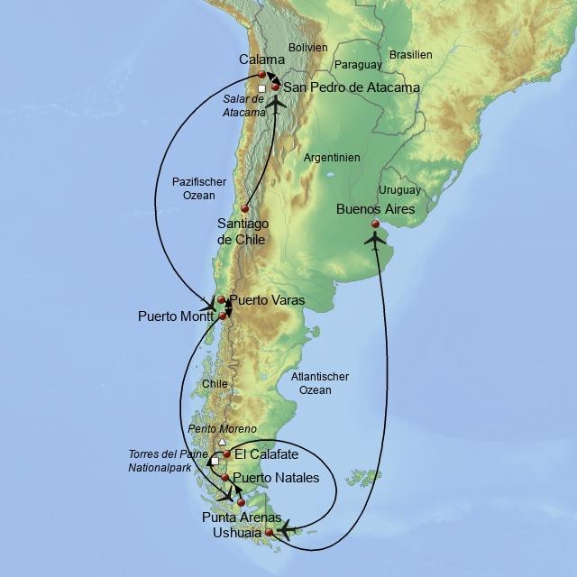 Highlights Chile-Argentinien