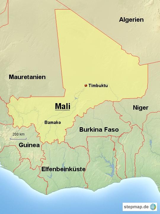 Hungerhilfe Mali