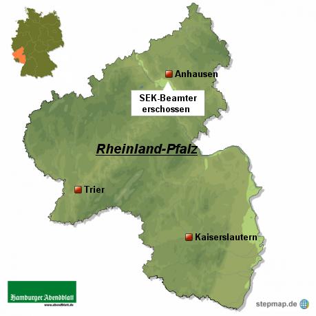 Anhausen – SEK-Beamter erschossen