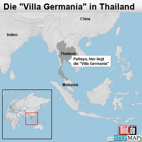 """Villa Germania"" - Bizarre Doku-Soap auf RTL II"