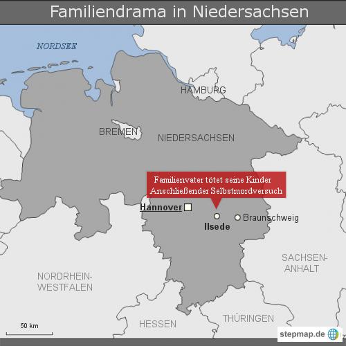 Familiendrama in Niedeersachsen