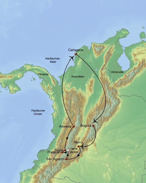 Kultur, Archäologie und Karibik