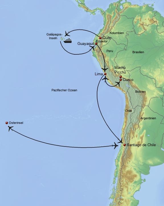 Mystische Welten Südamerikas