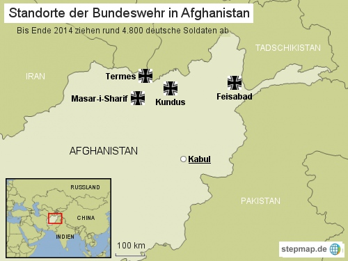 """Bundeswehr-Abzug aus <span class=""""rtr-schema-org"""" itemscope="""""""" itemtype=""""http://schema.org/Place""""><meta itemprop=""""name"""" content=""""Afghanistan"""">Afghanistan</span>"""