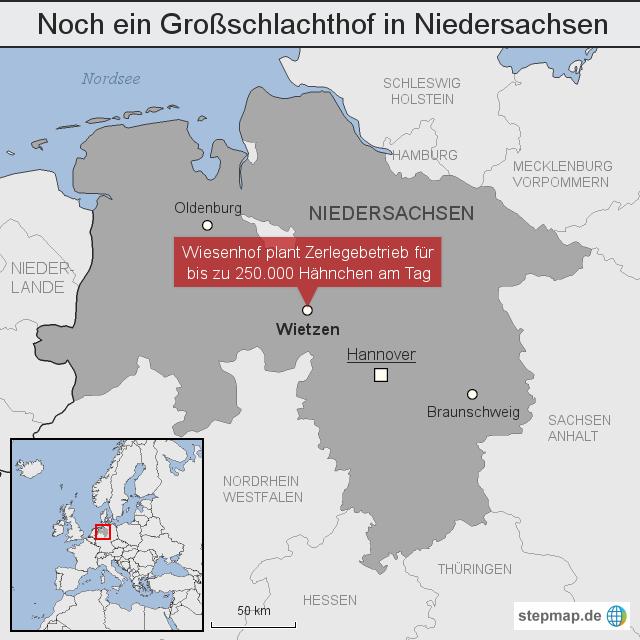 """Noch ein <span class=""""rtr-schema-org"""" itemscope="""""""" itemtype=""""http://schema.org/Thing""""><meta itemprop=""""name"""" content=""""Großschlachthof"""">Großschlachthof</span> in <span class=""""rtr-schema-org"""" itemscope="""""""" itemtype=""""http://schema.org/Place""""><meta itemprop=""""name"""" content=""""Niedersachsen"""">Niedersachsen</span>"""