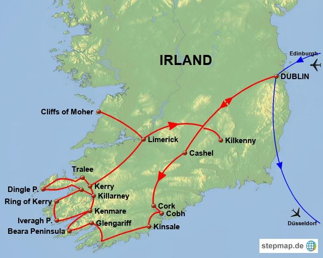 Irland- SüdWest
