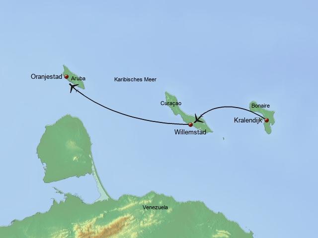 Die Schätze der südlichen Karibik