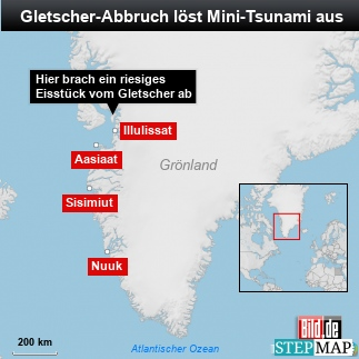 Petermann-Gletscher bricht ab