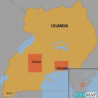 Ebola outbreak Uganda