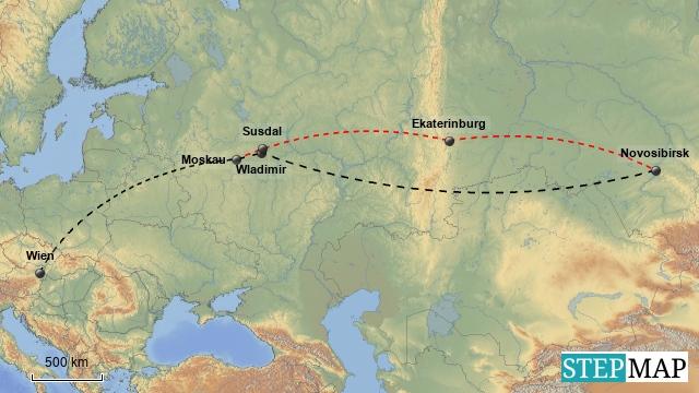 Russlanblog 2012