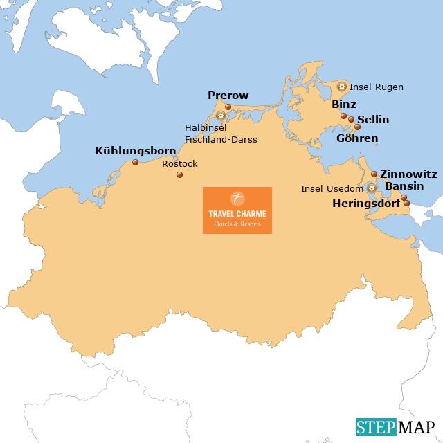 Travel Charme an der Ostsee