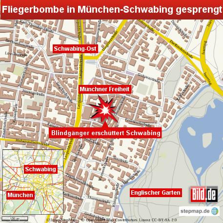 Die Fliegerbombe In Der Feilitzschstra E 34 Stunden Angst