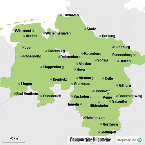 Radarkontrollen in Niedersachsen