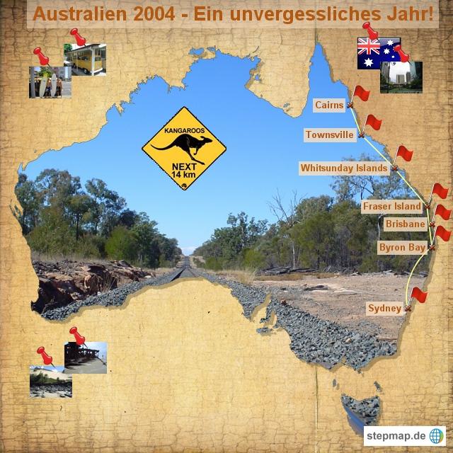 Australienreise - Australienurlaub
