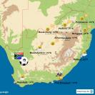 Informatives über Südafrika