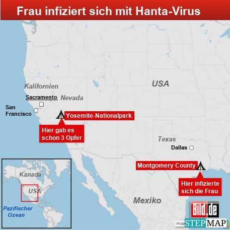 Weiteres Opfer des Hantavirus