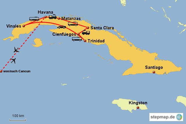 Weltreise Kuba