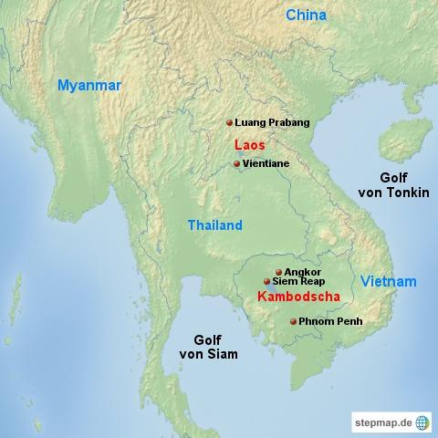 Pollmann / Kambodscha Laos