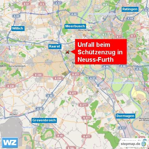 Template Westdeutsche Zeitung: Region Düsseldorf, Neuss und Grevenbroich