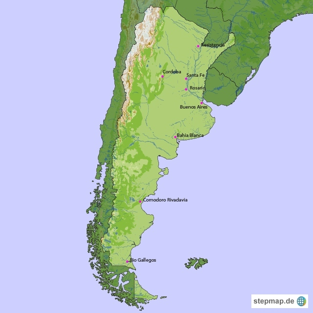 Argentinien Länderinfos