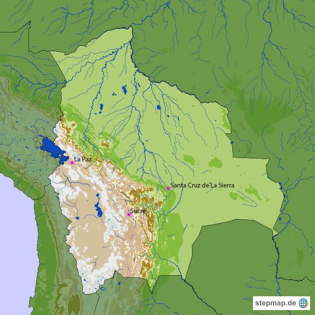 Bolivien Länderinfos
