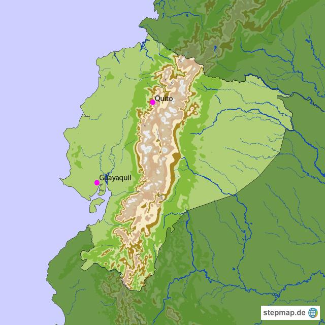 Ecuador Länderinfo