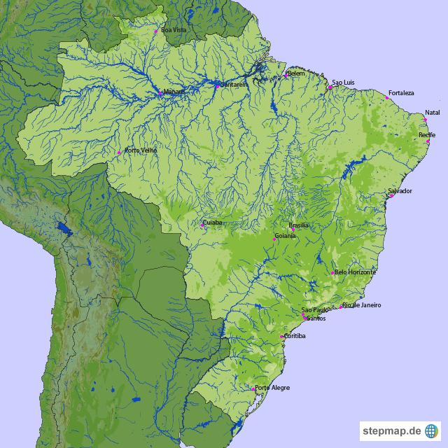 Brasilien Länderinfos