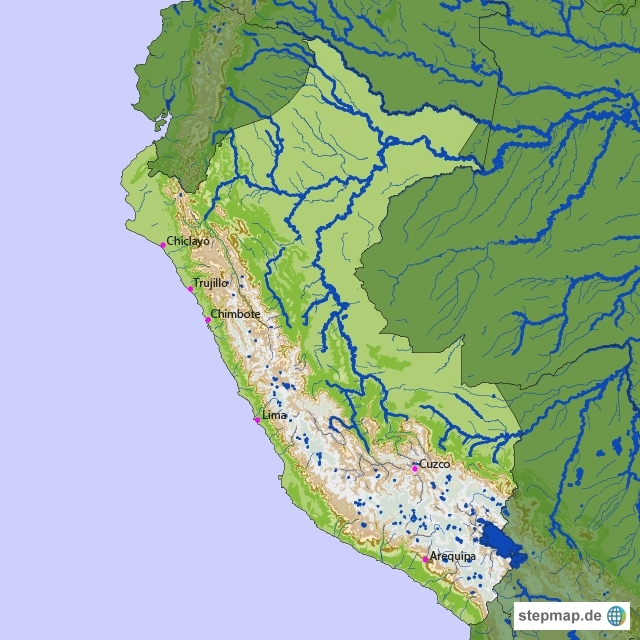 Peru Länderinfo