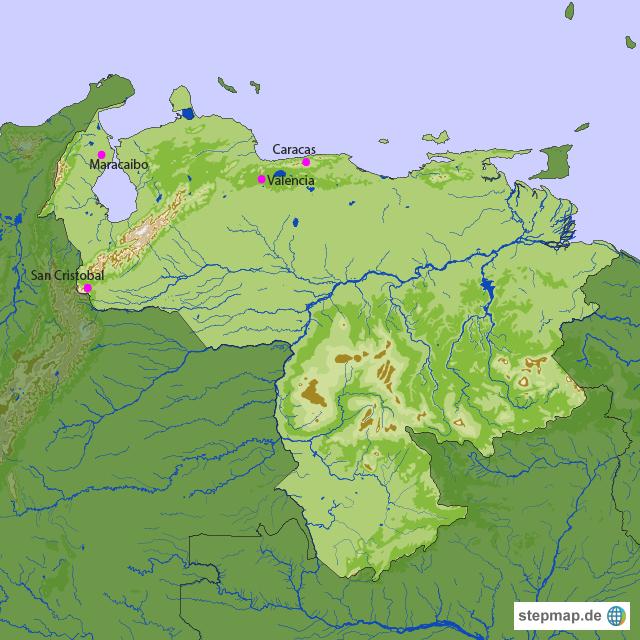 Venezuela Länderinfo