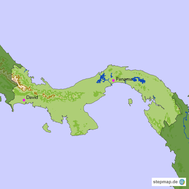 Panama Länderinfo