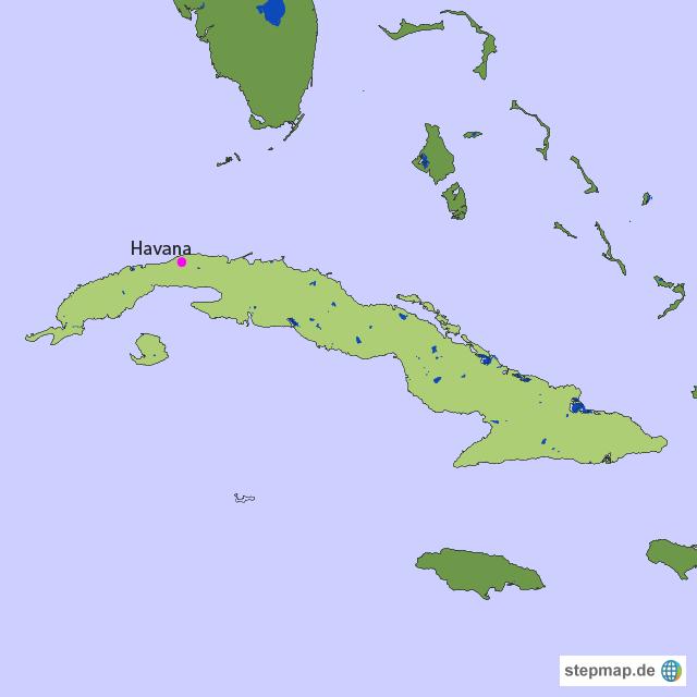 Kuba Länderinfo