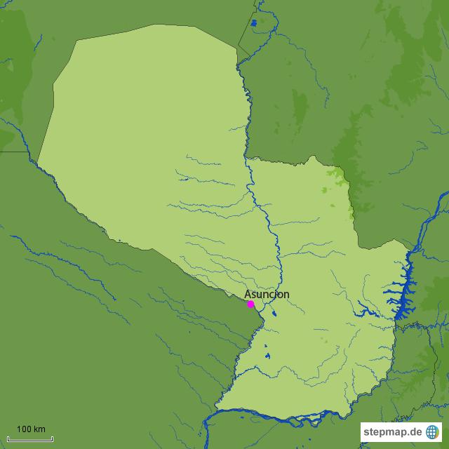 Paraguay Länderinfos