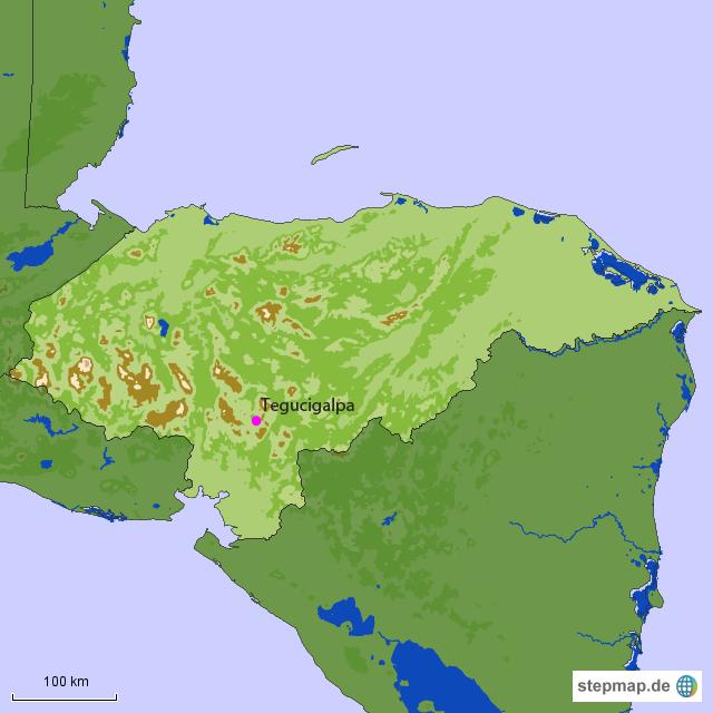 Honduras Länderinfo